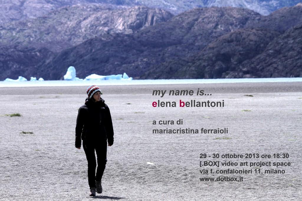 MynameIS-elena-bellantoni